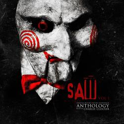 Saw Anthology, Vol. 1 Original Motion Picture Score. Передняя обложка. Click to zoom.