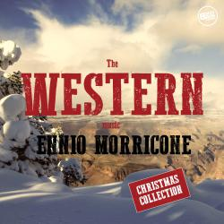 Ennio Morricone: The Western Music Christmas Collection. Передняя обложка. Click to zoom.