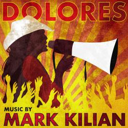 Dolores Original Motion Picture Soundtrack. Передняя обложка. Click to zoom.