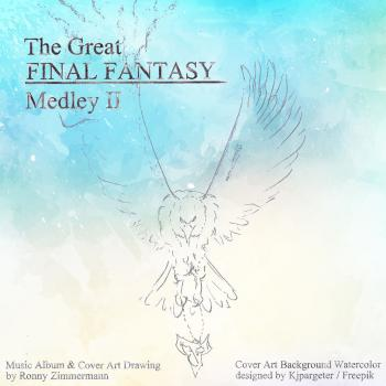 Great Final Fantasy Medley II, The. Front. Click to zoom.