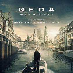QEDA Man Divided Original Score. Передняя обложка. Click to zoom.