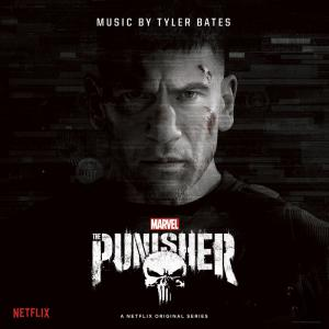 The Punisher A Netflix Series Original Soundtrack. Лицевая сторона. Click to zoom.