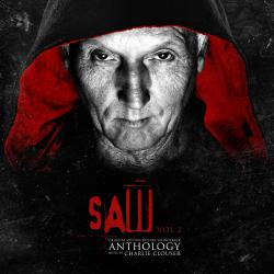 Saw Anthology, Vol. 2 Original Motion Picture Score. Передняя обложка. Click to zoom.