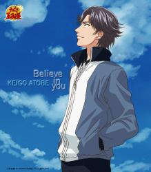 Believe in you アニメ「テニスの王子�」 - EP. Передняя обложка. Click to zoom.