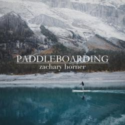 PaddleBoarding Original Soundtrack - Single. Передняя обложка. Click to zoom.