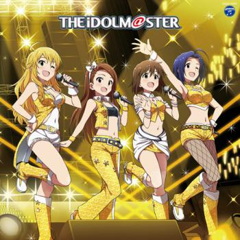 THE IDOLM@STER MASTER PRIMAL POPPIN' YELLOW, The. Front. Click to zoom.