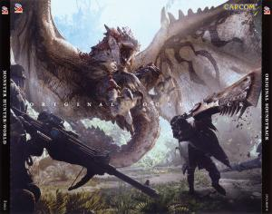 Monster Hunter: World Original Soundtrack. Front. Click to zoom.
