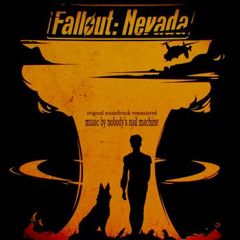 Fallout: Nevada original soundtrack remastered. Front. Click to zoom.