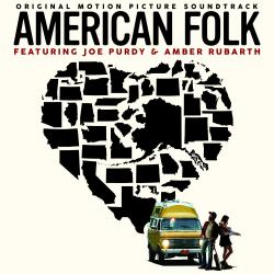 American Folk Original Motion Picture Soundtrack. Передняя обложка. Click to zoom.
