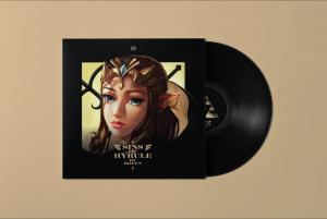 Sins of Hyrule. Front. Click to zoom.