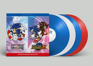 SONIC ADVENTURE & SONIC ADVENTURE 2 SIGNED LIMITED BOX. Р'РёРЅРёР» . Click to zoom.