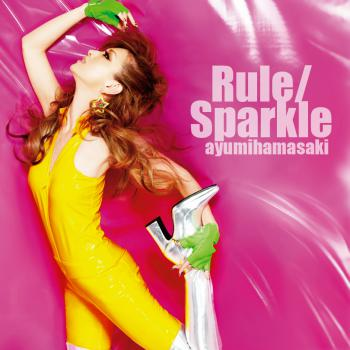 Rule/Sparkle / ayumihamasaki. Front. Click to zoom.