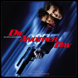 Die Another Day Music from the MGM Motion Picture. Лицевая сторона. Click to zoom.