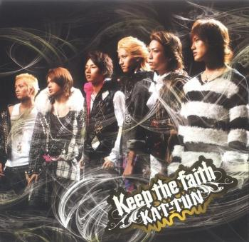 Keep the faith / KAT-TUN. Front. Click to zoom.