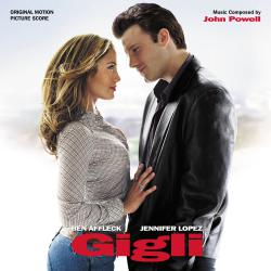 Gigli Original Motion Picture Score. Передняя обложка. Click to zoom.