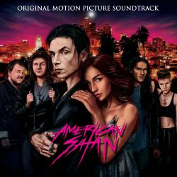 American Satan Original Motion Picture Soundtrack. Передняя обложка. Click to zoom.