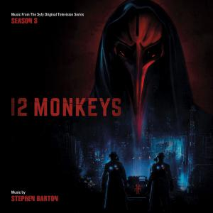 12 Monkeys: Season 3 Music From the Syfy Original Series. Лицевая сторона . Click to zoom.