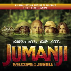 Jumanji: Welcome to the Jungle Original Motion Picture Soundtrack. Лицевая сторона . Click to zoom.