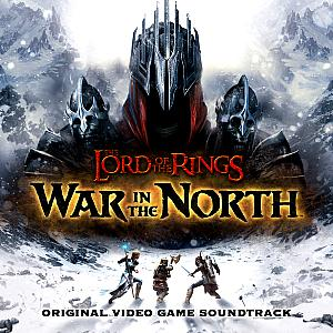 Lord of the Rings: War In the North - Original Video Game Score, The. Лицевая сторона . Click to zoom.