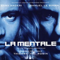 La mentale Original Motion Picture Soundtrack. Передняя обложка. Click to zoom.