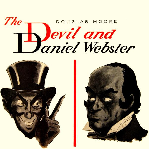 devil and daniel webster essay Compare and contrast the devil and tom walker and the devil and daniel  webster by: zack pridey tom and his wife were both greedy and.