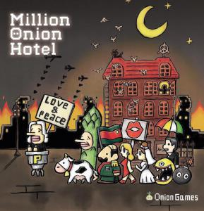 Million Onion Hotel Official Soundtrack. Лицевая сторона . Click to zoom.