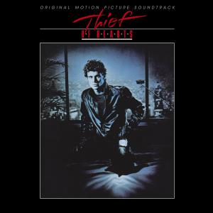 Thief of Hearts Original Motion Picture Soundtrack. Лицевая сторона. Click to zoom.