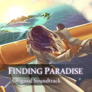 Finding Paradise Original Soundtrack. Лицевая сторона. Click to zoom.