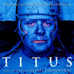 Titus Original Motion Picture Soundtrack. Лицевая сторона. Click to zoom.