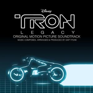 TRON: LEGACY - METROTOKYO EDITION Unofficial Complete Motion Picture Soundtrack. Лицевая сторона. Click to zoom.