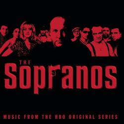 Sopranos Music from the HBO Original Series, The. Передняя обложка. Click to zoom.
