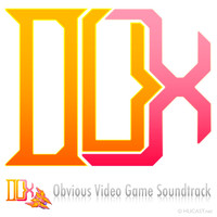 Dux Obvious Video Game Soundtrack. Передняя обложка. Click to zoom.