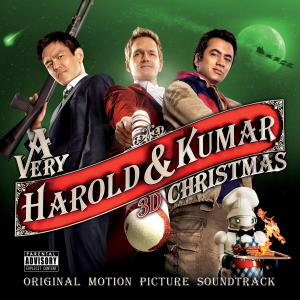 A Very Harold & Kumar 3D Christmas Original Motion Picture Soundtrack. Front. Click to zoom.