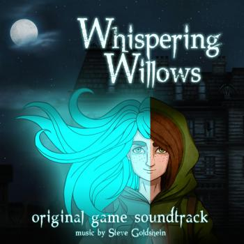 Whispering Willows Original Game Soundtrack. Front. Click to zoom.