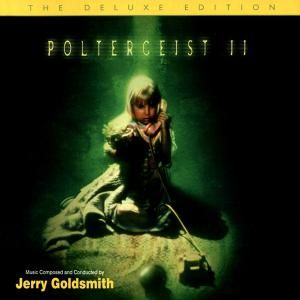 Poltergeist II: The Other Side Original Motion Picture Soundtrack [The Deluxe Edition]. Лицевая сторона. Click to zoom.