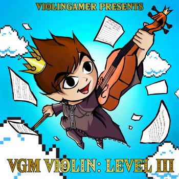 VGM Violin: Level 3. Front. Click to zoom.