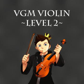 VGM Violin: Level 2. Front. Click to zoom.