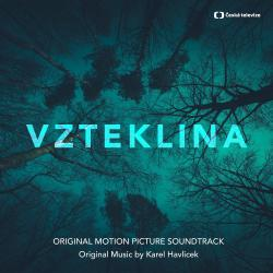 Vzteklina Original Motion Picture Soundtrack. Передняя обложка. Click to zoom.