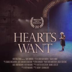 Hearts Want Original Motion Picture Soundtrack - Single. Передняя обложка. Click to zoom.