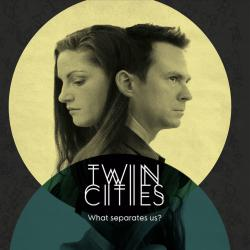 Twin Cities Original Motion Picture Soundtrack. Передняя обложка. Click to zoom.