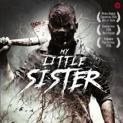 My Little Sister Original Motion Picture Soundtrack feat. RELIC. Передняя обложка. Click to zoom.