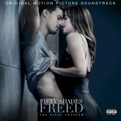 Fifty Shades Freed Original Motion Picture Soundtrack (Explicit Version). Передняя обложка. Click to zoom.
