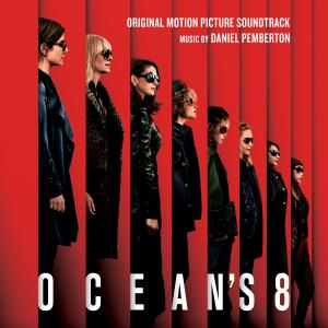 Ocean's 8 Original Motion Picture Soundtrack. Лицевая сторона . Click to zoom.