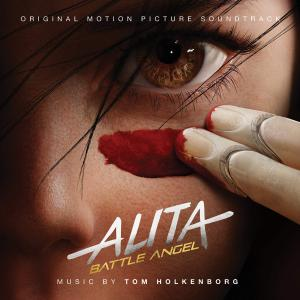 Alita: Battle Angel Original Motion Picture Soundtrack. Лицевая сторона. Click to zoom.