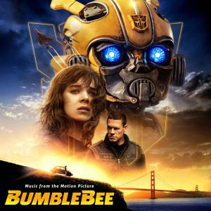Bumblebee Original Motion Picture Soundtrack. Front. Click to zoom.
