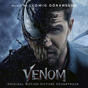 Venom Original Motion Picture Soundtrack. Лицевая сторона . Click to zoom.