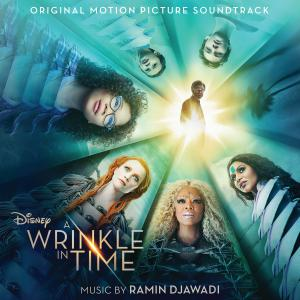 A Wrinkle in Time Original Motion Picture Soundtrack. Лицевая сторона . Click to zoom.