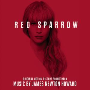 Red Sparrow Original Motion Picture Soundtrack. Лицевая сторона . Click to zoom.