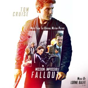 Mission: Impossible - Fallout Original Motion Picture Soundtrack. Лицевая сторона . Click to zoom.
