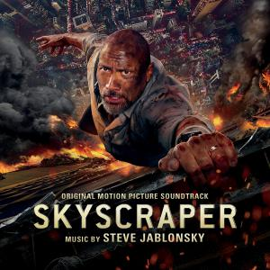 Skyscraper Original Motion Picture Soundtrack. Лицевая сторона . Click to zoom.